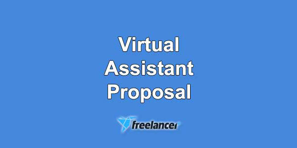 Virtual Assistant Proposal Sample for Freelancer